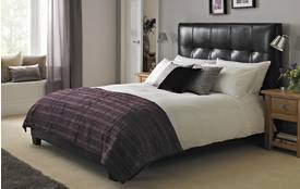Harley Double (4 ft 6) Bedframe Harley