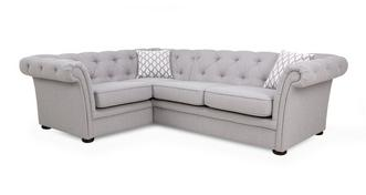 Harmony Right Hand Facing 2 Seater Corner Sofa