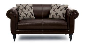 Hart Leather Midi Sofa