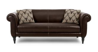 Hart Leather Maxi Sofa