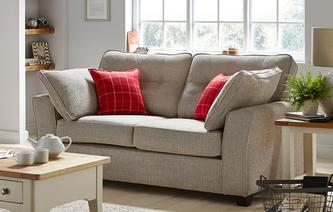 Hartley 2 Seater Deluxe Sofa Bed Keeper