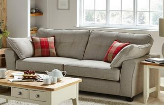 Hartley 4 Seater Sofa Keeper