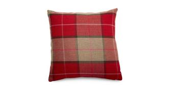 Hartley Multi Check Scatter Cushion