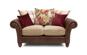 2 Seater Pillow Back Sofa Hayle