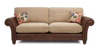 Hayle 4 Seater Formal Back Sofa