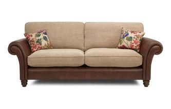 4 Seater Formal Back Sofa Hayle