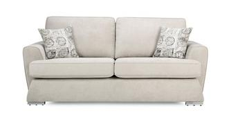 Haze 3 Seater Sofa with Removable Arms