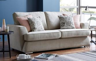 Haze 3 Seater Sofa Plaza