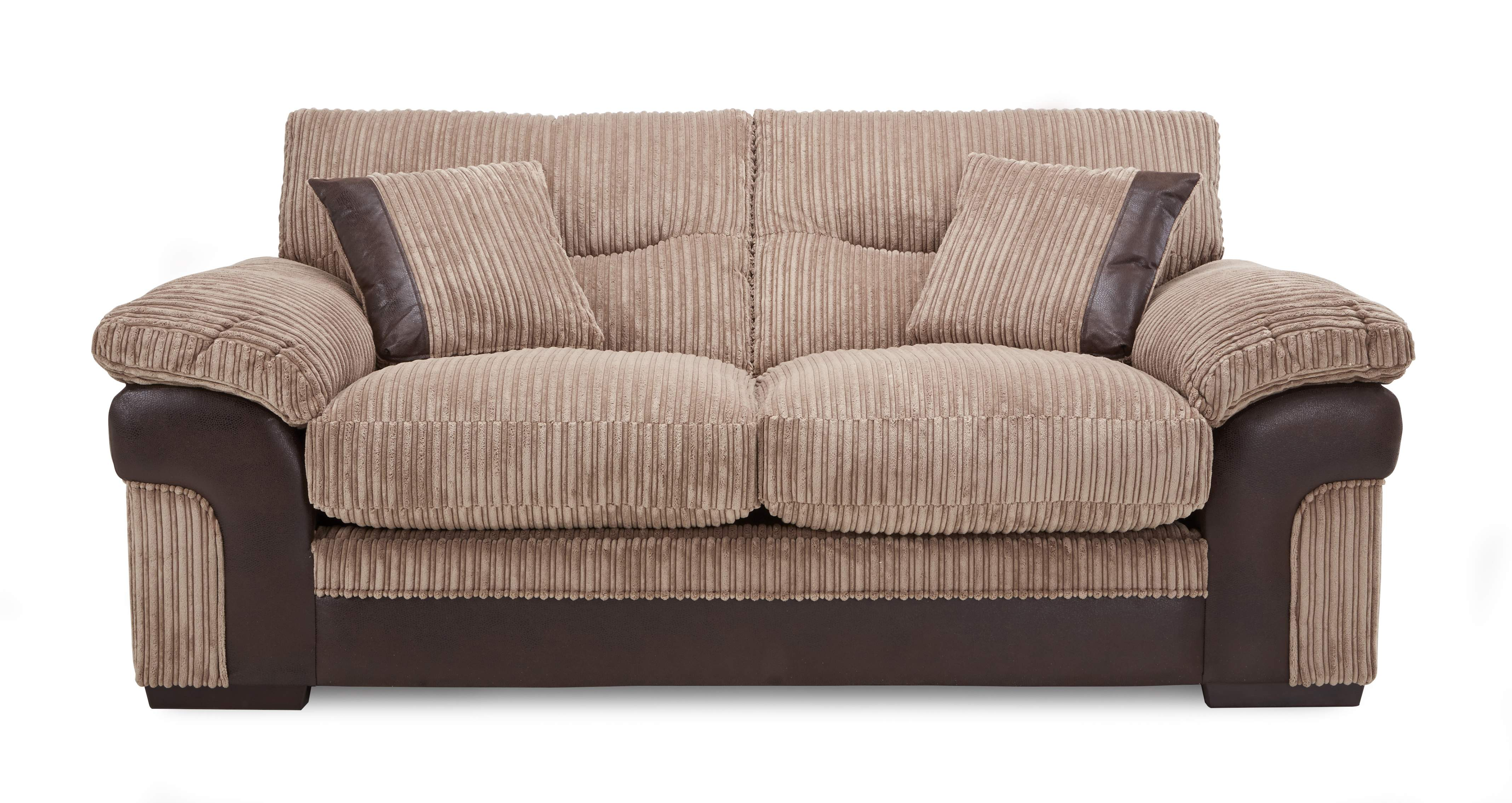 Dfs Heath Set Incl 2 Seater Fabric Sofa Bed Chair