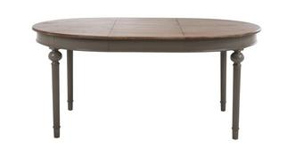 Heirloom Round Extending Table