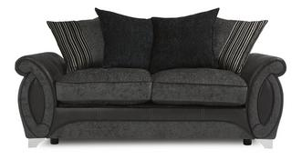 Helix Large 2 Seater Pillow Back Sofa