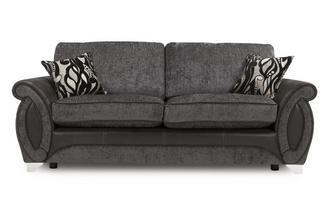3 Seater Formal Back Sofa Helix