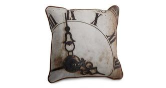 Highgrove Leather Feature Scatter Cushion