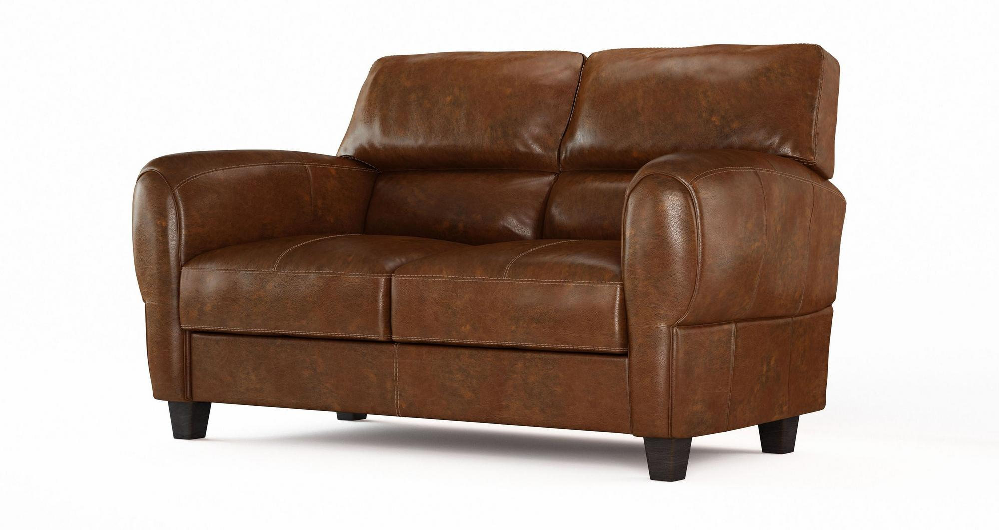 how to clean and condition leather furniture