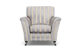 Striped Armchair Hogarth Stripe
