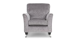 Hogarth Plain Accent Chair