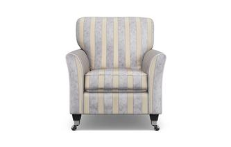 Striped Accent Chair Hogarth Stripe