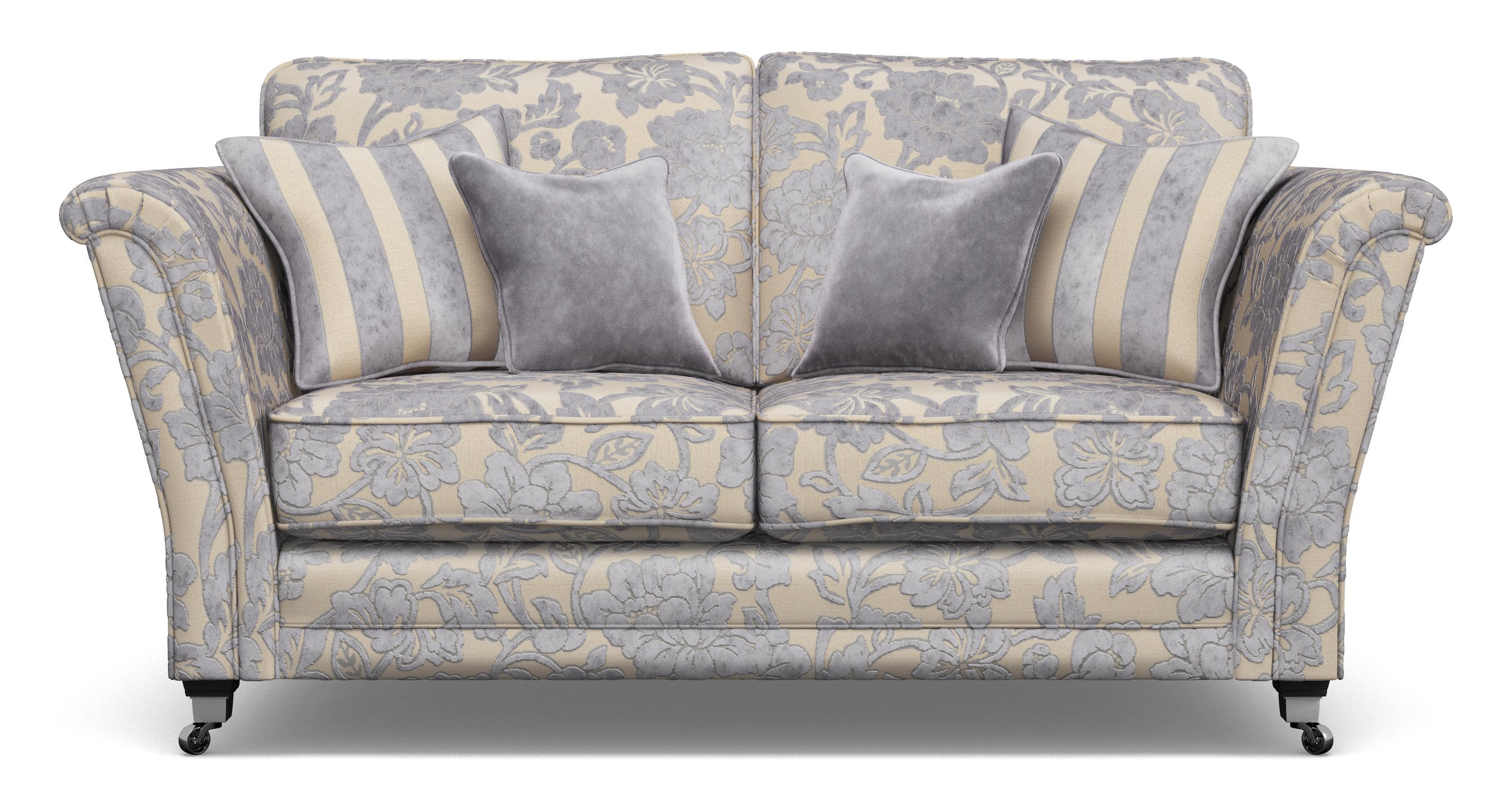 Hogarth Floral 2 Seater Sofa Hogarth Floral Dfs