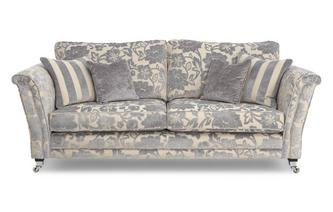 Floral 4 Seater Sofa Hogarth Floral