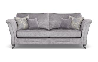 Plain 4 Seater Sofa Hogarth Plain