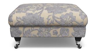 Hogarth Floral Footstool