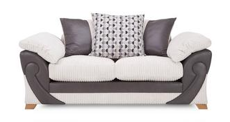 Illusion 2 Seater Pillow Back Sofa