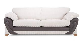Illusion 4 Seater Formal Back Sofa