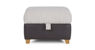 Illusion Storage Footstool