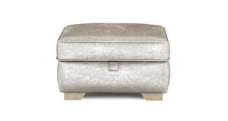 Imperial Storage Footstool