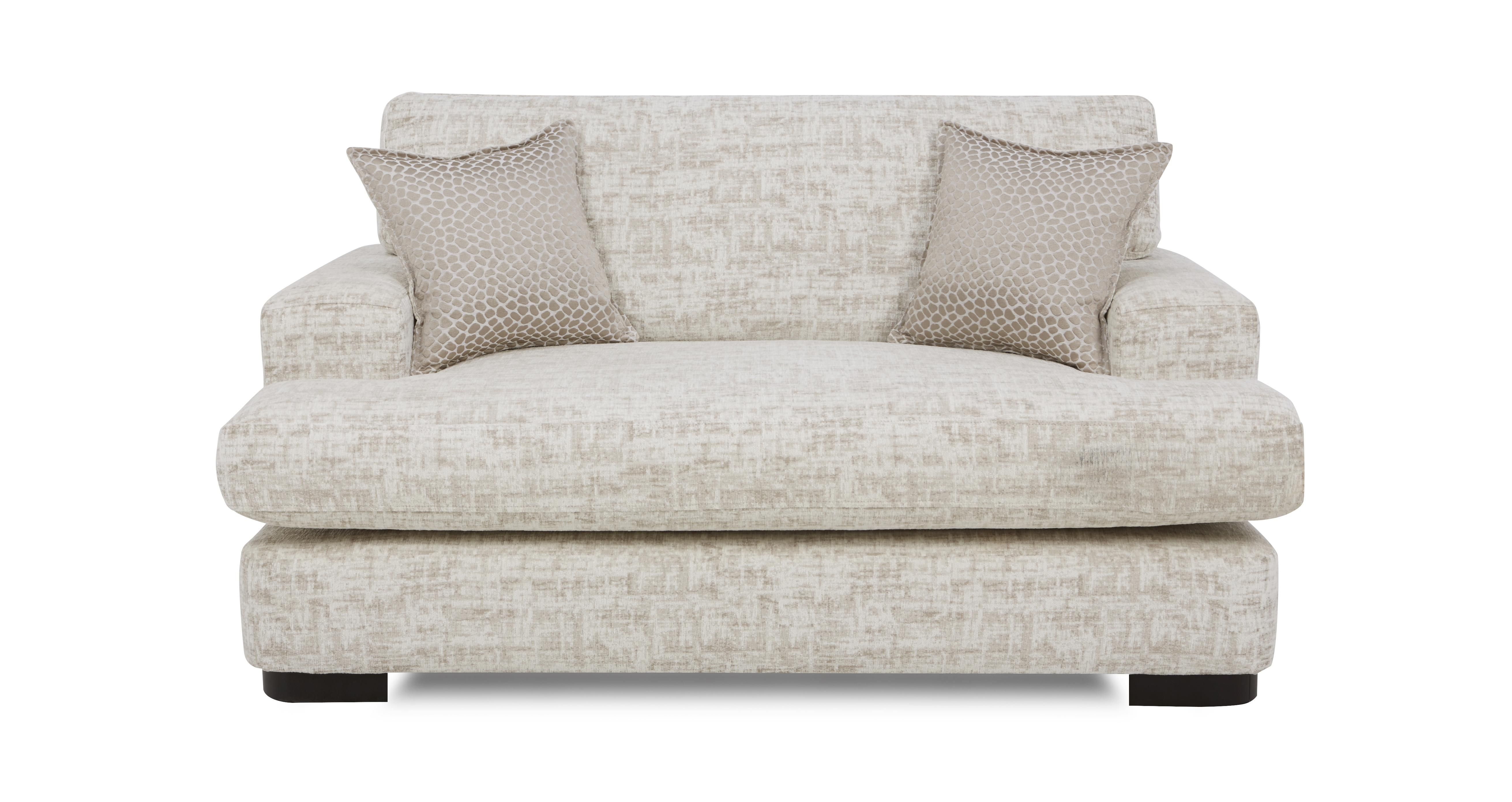 Indulge Formal Back Cuddler Sofa DFS Ireland