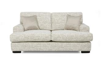 2 Seater Formal Back Sofa Indulge