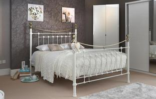 Ingrid Double (4 ft 6) Bed Frame Ingrid