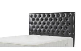 5 ft Headboard Faux Leather