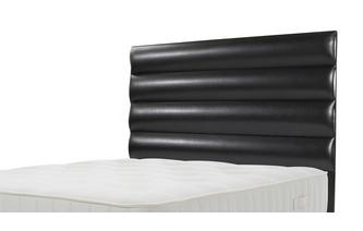 4 ft Headboard Faux Leather