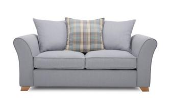 2 Seater Pillow Back Sofa Jasper