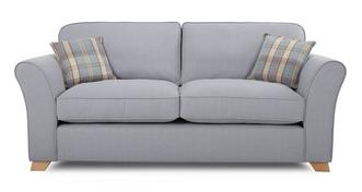Jasper 3 Seater Formal Back Deluxe Sofa Bed