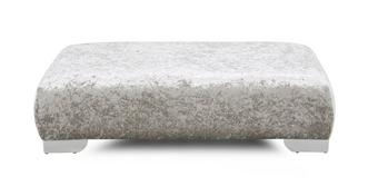 Jewel Rectangular Footstool