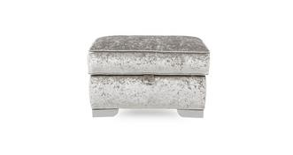 Jewel Storage Footstool