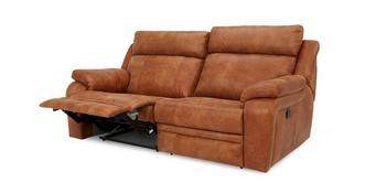 Journey 3 Seater Manual Recliner