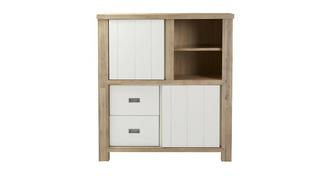 Juliette Cabinet with 1 Door & 2 Drawers