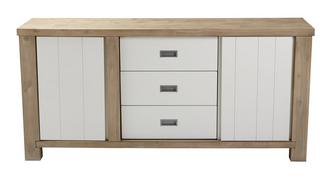Juliette Medium Sideboard with 2 Doors & 3 Drawers