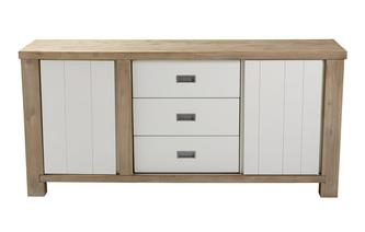Medium Sideboard with 2 Doors & 3 Drawers Juliette