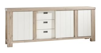 Juliette Large Sideboard with 3 Doors & 3 Drawers