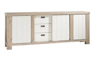 Large Sideboard with 3 Doors & 3 Drawers Juliette