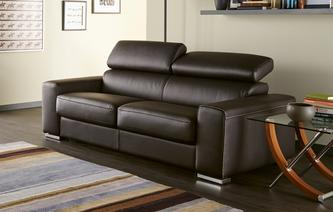 Kalamos Sofa Bed 3 Seater Sofa Bed Sierra Contrast