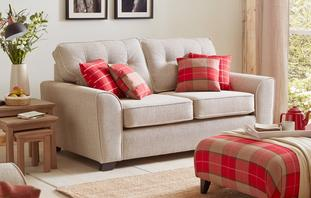 Keeper 2 Seater Deluxe Sofa Bed Keeper