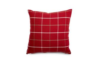 Plain Check Scatter Cushion