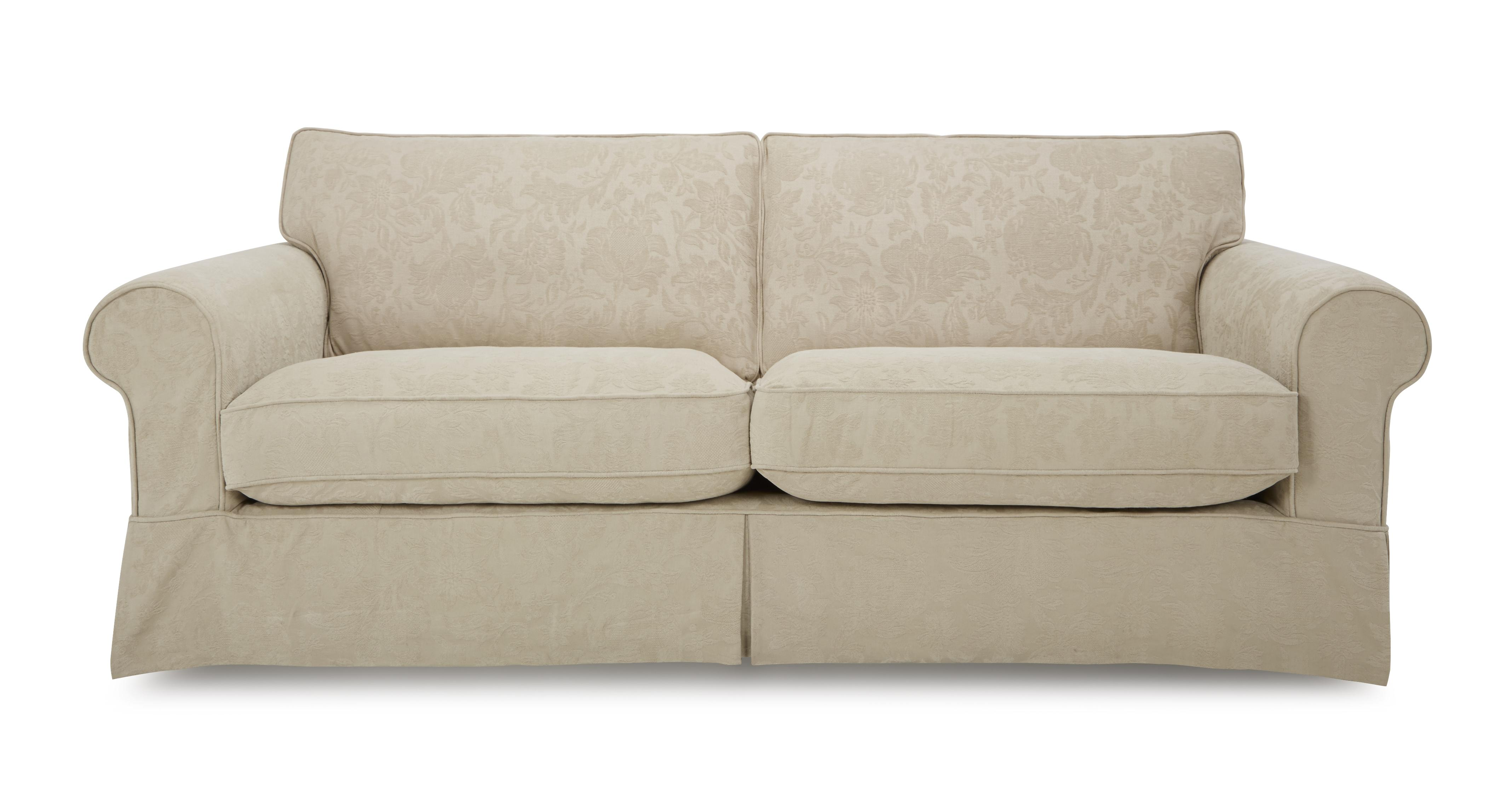 Kendal Pattern Formal Back Grand Sofa Kendal Pattern Dfs