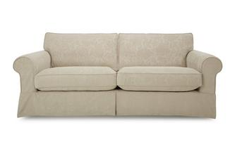 Pattern Formal Back Grand Sofa