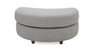 Kindle Half Moon Footstool